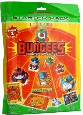 MagicBox Bungees Starterpack Serie 1