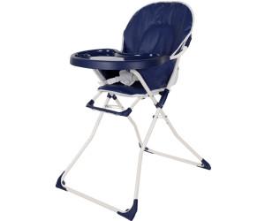 TecTake Chaise Haute Bebe Pliable