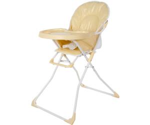 tectake chaise haute b b pliable au meilleur prix sur. Black Bedroom Furniture Sets. Home Design Ideas