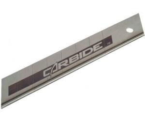 Stanley Carbide Abbrechklinge 5 St/ück 18 mm L/änge, Wolframkarbid beschichtete Hartmetalllegierung STHT0-11818