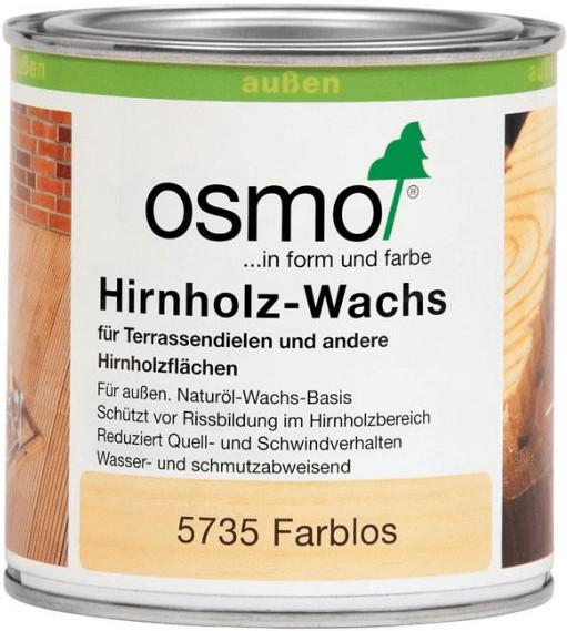 Osmo Hirnholzwachs 0,375 l