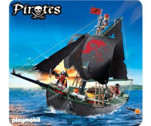 Playmobil pirate voilier avec rc submersible 5238 au - Bateau corsaire playmobil ...