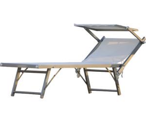 Sonnenliege mit dach  Jan Kurtz Capri Liege ab € 225,00 | Preisvergleich bei idealo.at