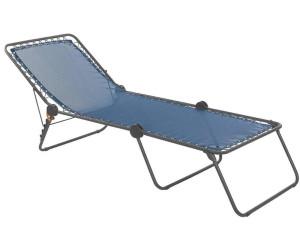 lafuma chaise longue siesta au meilleur prix sur. Black Bedroom Furniture Sets. Home Design Ideas