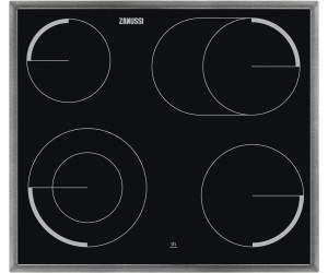 Zanussi ZEV 6046 XBA Kochfeld elektrisch Glaskeramik