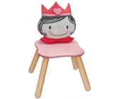 Iu0027m Toy Holzstuhl Prinzessin Pastell