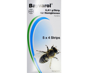 Bayer strip for bees
