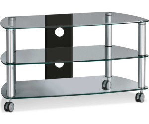 tv tisch mit rollen good tvtisch hemi auf rollen glas aluminium tvmbel with tv tisch mit rollen. Black Bedroom Furniture Sets. Home Design Ideas