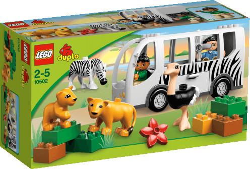 LEGO Duplo - Le Bus du Zoo (10502)