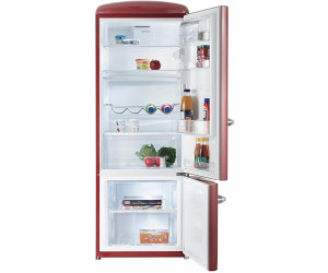 Vintage Industries Kühlschrank : Fr retro kühl gefrierkombination kühlschrank u s airsoftgames