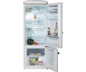 Retro Kühlschrank Rot Gorenje : Smeg fab lb retro kühlschrank in weiß mit gefrierfach neuwertig
