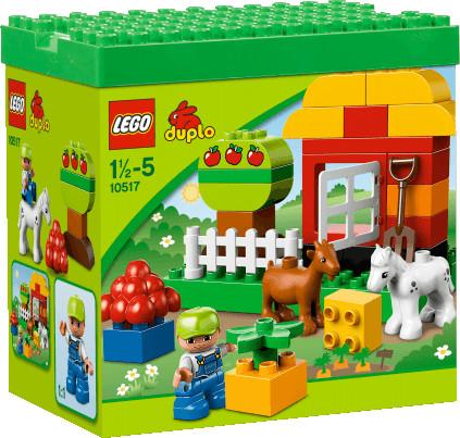 LEGO Duplo - Mon premier jardin (10517)