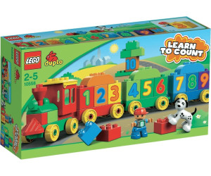 Buy Lego Duplo Number Train 10558 From 1695 Best Deals On