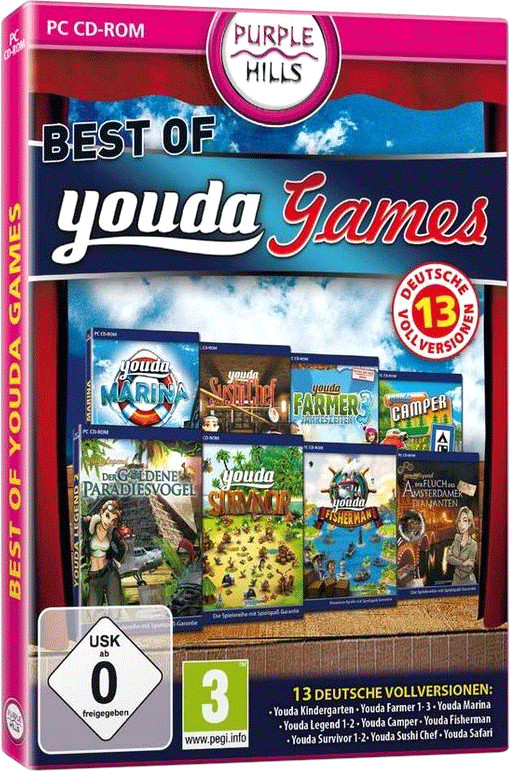 Best of Youda Games (PC)