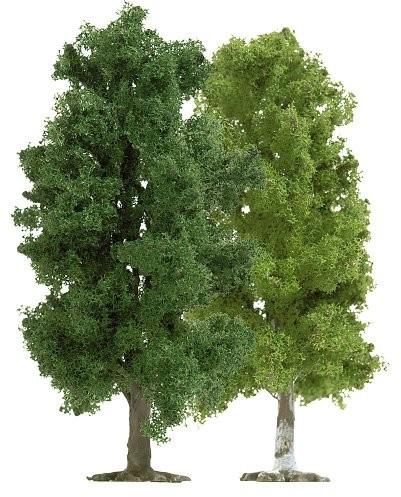 Busch 2 Laubbäume (6740)