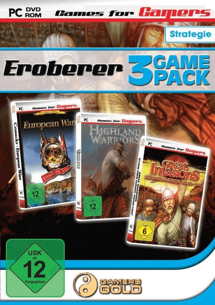 Eroberer 3 Game Pack: Cossacks European Wars + ...