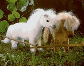 Kösener Pony 35 cm