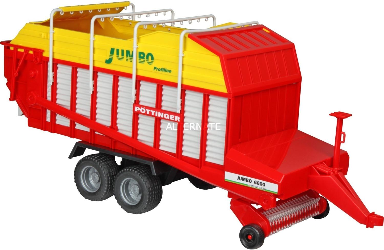 Bruder Pöttinger Jumbo Profiline Ladewagen (02214)