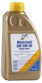 Cartechnic Motorenöl 5W-40 Pumpe Düse (1 l)