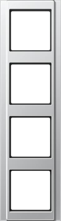 Jung Rahmen 4fach (A 584 AL)