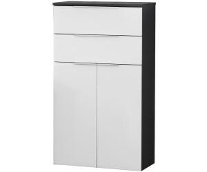 fackelmann kara anthrazit wei 80924 ab 309 41 preisvergleich bei. Black Bedroom Furniture Sets. Home Design Ideas