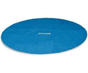 wholesale affordable price arrives Intex Bâche à bulles pour piscine ronde 366 cm (59953) dès ...