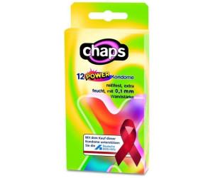 Chaps Power Kondome (12 Stk.)