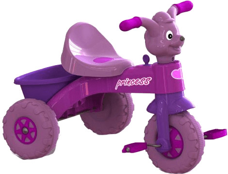 Dolu Princess My New Trike (7004)