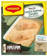 Maggi Appliances fix & frisch: Lachs-Sahne Grat...