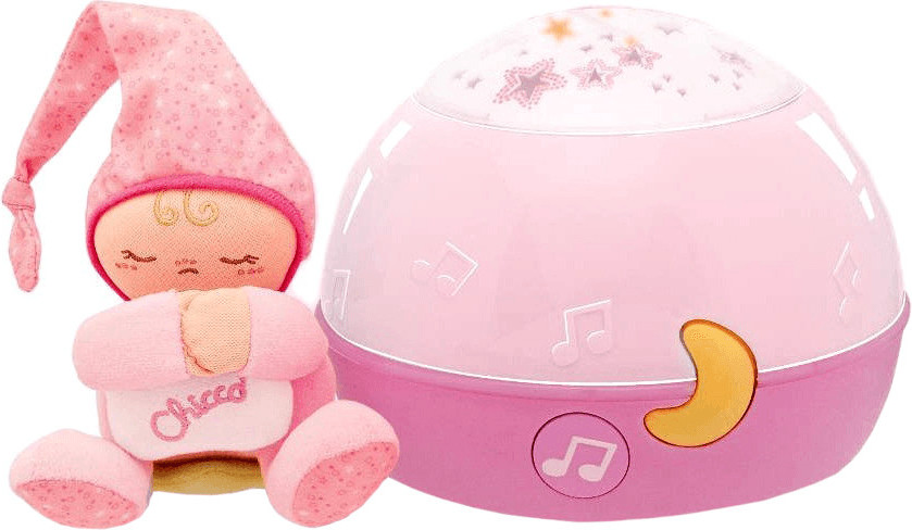 Chicco Sternenhimmel Projektor rosa