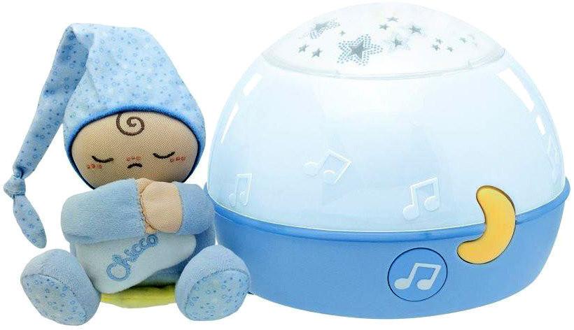 Chicco Sternenhimmel Projektor blau