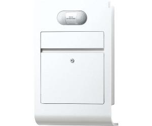 siedle select briefkasten mit audio ab 676 53 preisvergleich bei. Black Bedroom Furniture Sets. Home Design Ideas