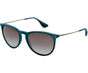 1e3571b30b4 Buy Ray-Ban Erika RB4171 6002 8G (rubber blue gradient grey) from ...