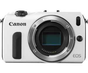 Canon EOS M Kit 18-55mm (blanc)