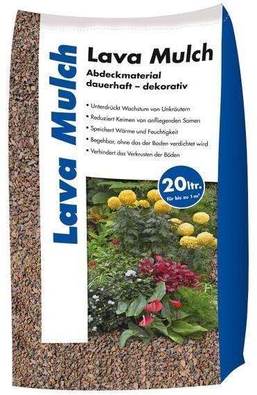 Hamann Lava Mulch 2-8 mm rot (20 L)