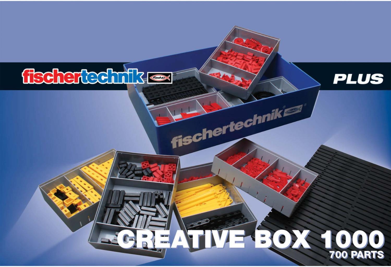 Fischertechnik Plus - Creative Box 1000 (91082)