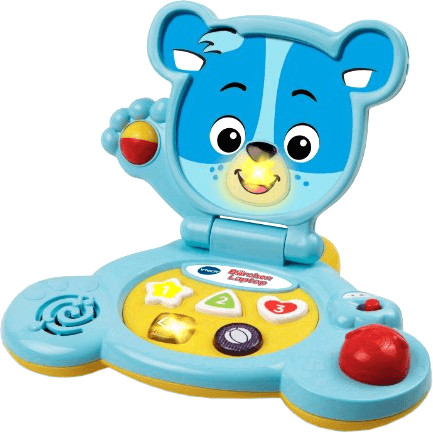 Vtech Bärchen Laptop blau