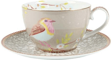 PiP Studio Early Bird Cappuccino Tasse