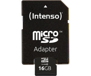 SDHC Class 4 Certified 16 Gigabyte Professional Kingston MicroSDHC 16GB Card for Motorola WX294 Phone with custom formatting and Standard SD Adapter.