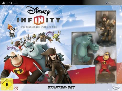 Disney Infinity: Starter-Set (PS3)