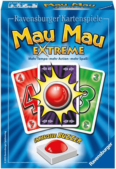 Ravensburger Mau Mau Extreme (27107)