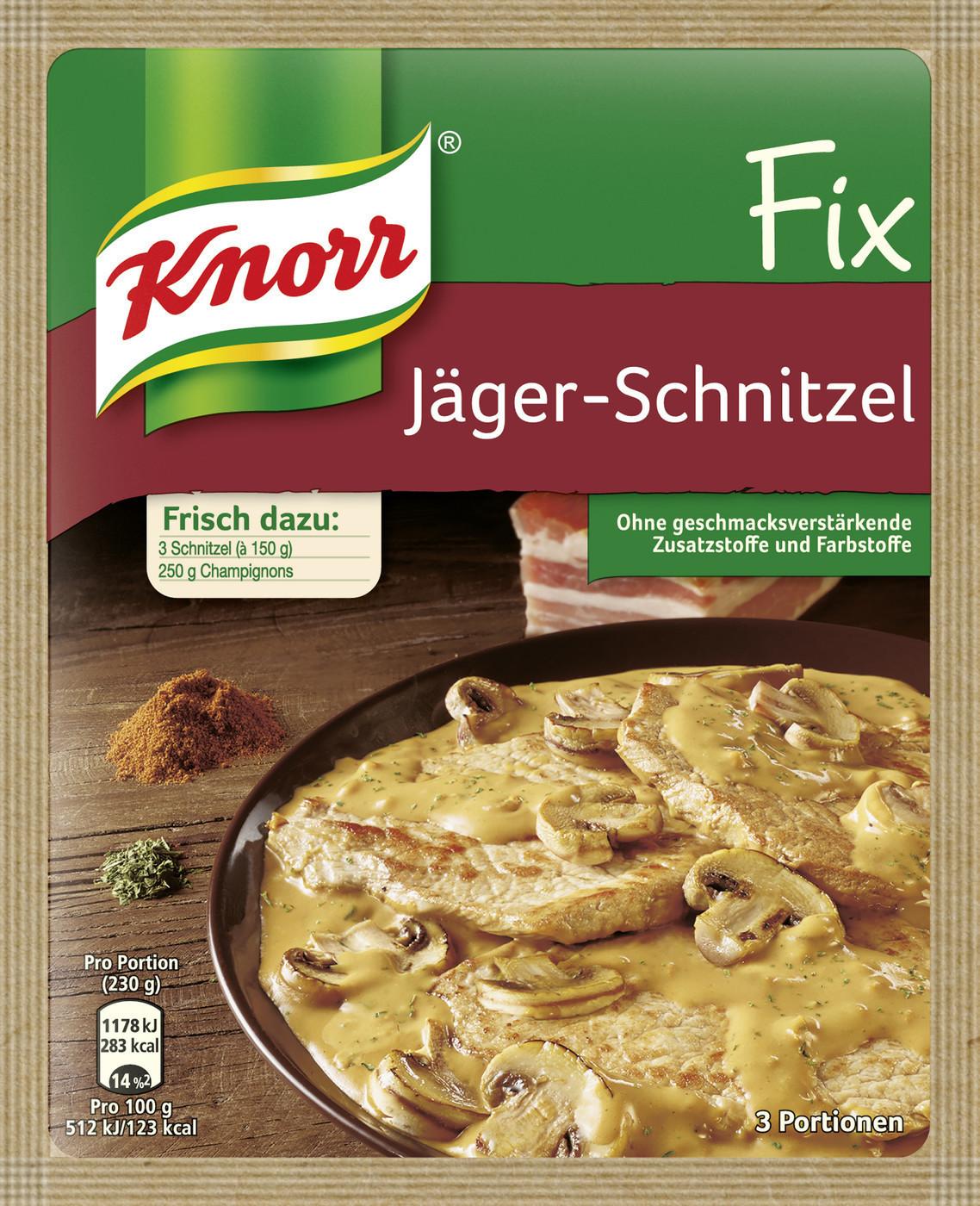 Knorr Fix für Jäger-Schnitzel (47g)