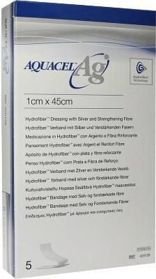 ConvaTec Aquacel Ag 1 x 45 cm Tamponade mit Ver...