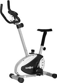 Klarfit MOBI Basic 20 bicicleta estática ergómetro pulso