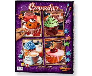 Schipper Malen Nach Zahlen Cupcakes Ab 14 99 Preisvergleich Bei