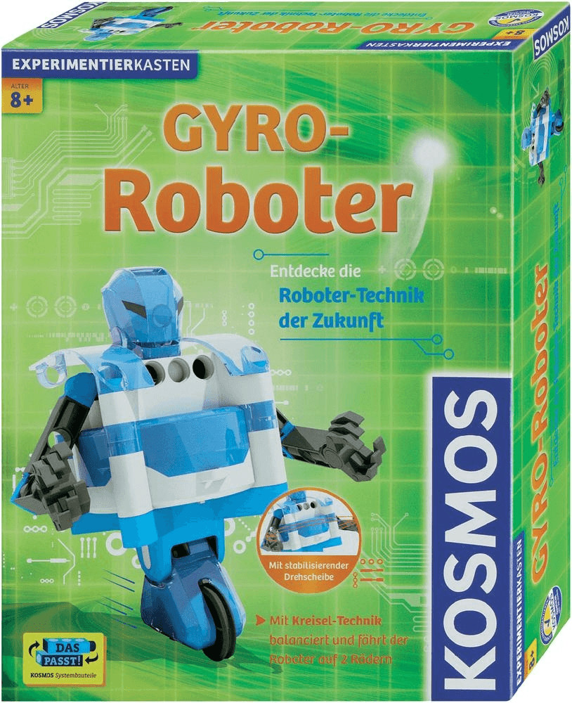Kosmos GYRO-Roboter (62030)