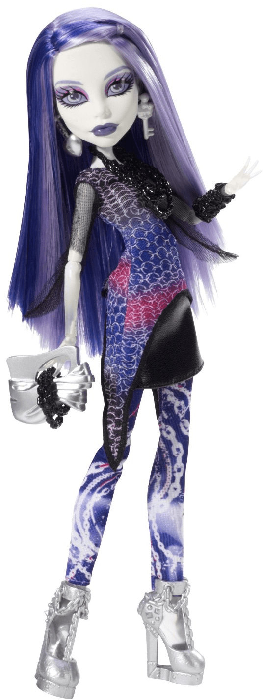 Monster High Picture Day Spectra