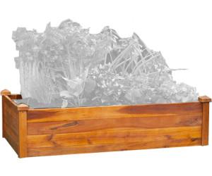 g rtner p tschke klassik hochbeet rechteckig akazie 110 x 60 x 29 cm ab 49 99. Black Bedroom Furniture Sets. Home Design Ideas