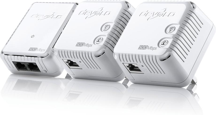 Image of devolo dLAN 500 WiFi