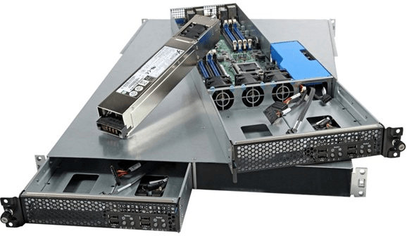 Intel Server System SR1640TH
